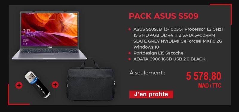 ASUS S509JB
