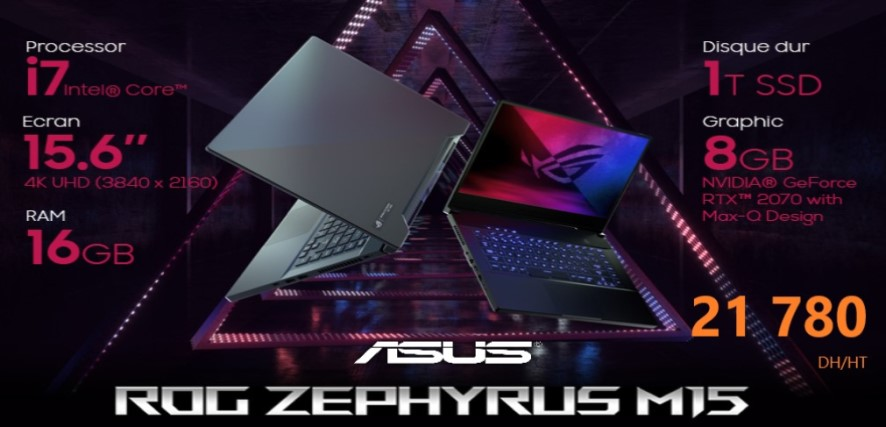 ASUS ZEPHYRUS-M15 GU532L